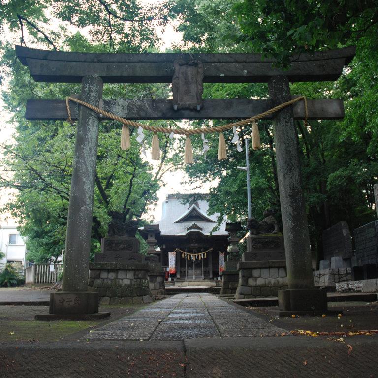 美術の中の家 第6回 犬小屋の探訪(神社の狛犬編)