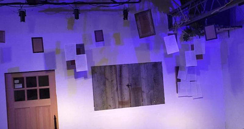 演劇と空間の密接な関係 第4回「荒野を歩く」