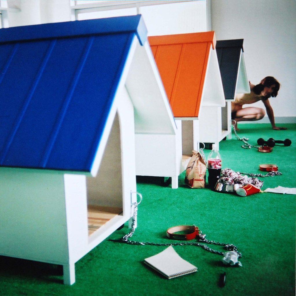 美術の中の家
