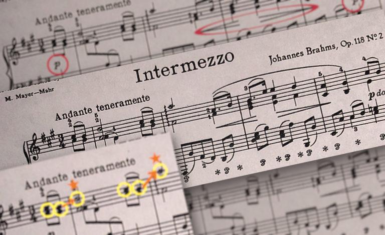 楽譜という設計図から広がる音の世界 Vol.3「楽譜が語りかけてくること その1」