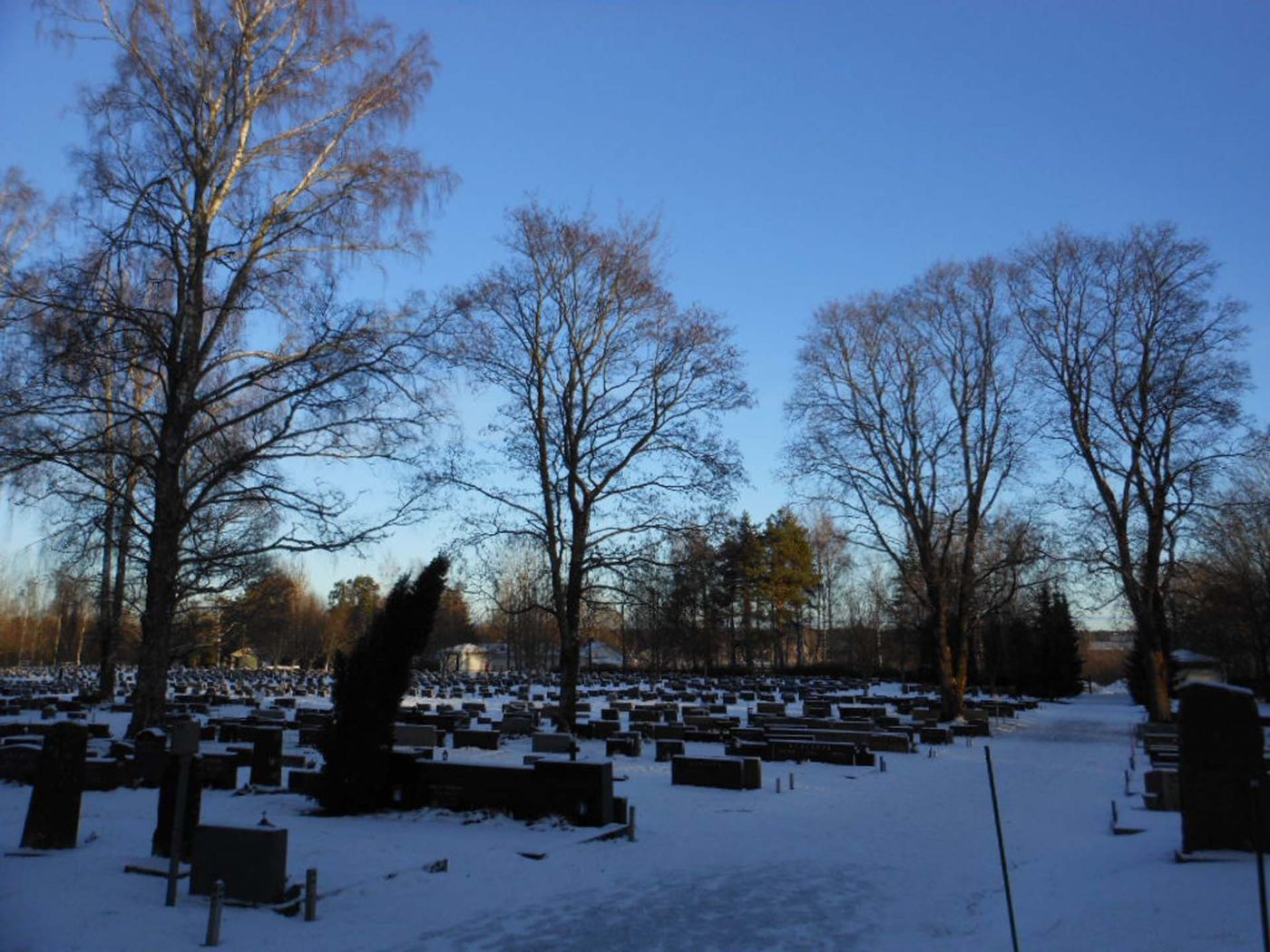 フィンランドのあれこれ 第2回目「 フィンランドの葬式会場の空間」