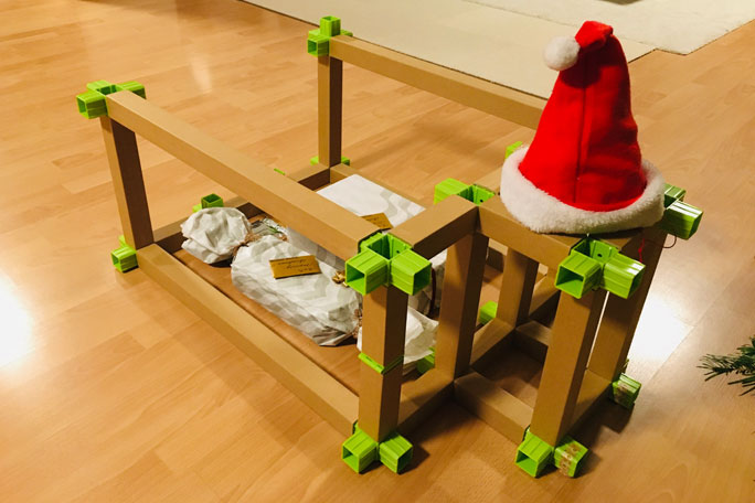 TYPE E 建築あそび Architectural Toy